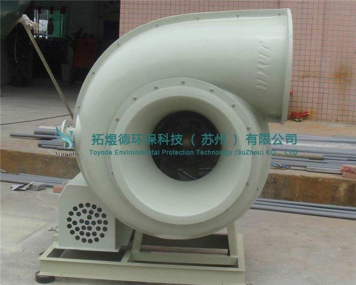 张家港直接式FRP玻璃钢风机