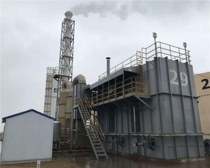 RTO蓄热式焚烧处理设备