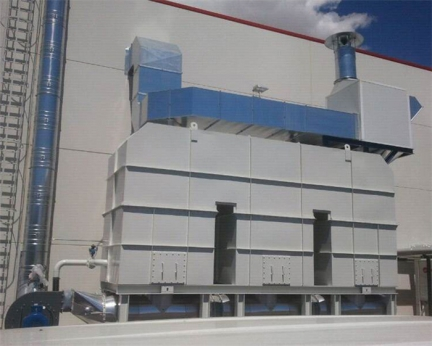 RTO蓄热式催化燃烧设备