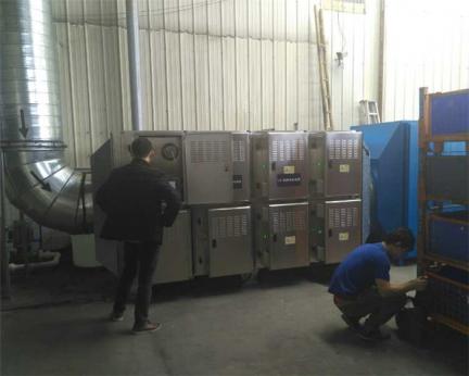 低温等离子设备系列