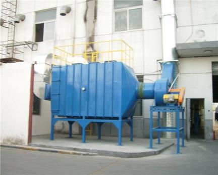活性炭吸附技术