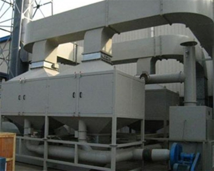 活性炭脱附再生系统