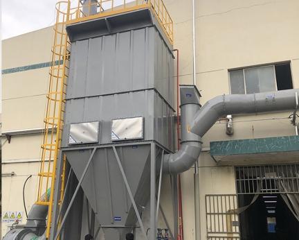 防爆脉冲式除尘器