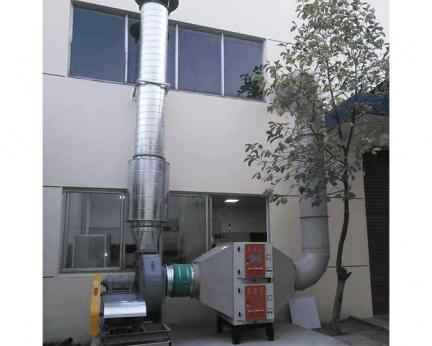 油雾处理设备